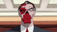 Red Skull Demasked