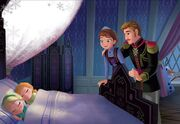 Anna & Elsa's Childhood Times 2