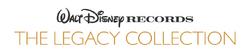 Walt Disney Records, The Legacy Collection logo