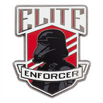 Elite Enforcer Pin