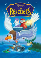 The Rescuers (Blue ray Disc)