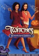 Twitches DVD