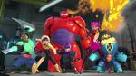Big Hero 6 - team