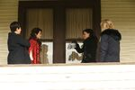 Once Upon a Time - 5x18 - Ruby Slippers - Publicity Images - Mary Margaret, Regina, Ruby and Emma