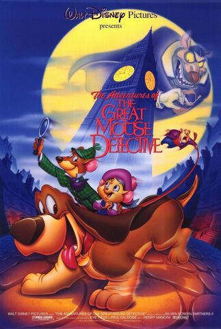 File:The Great Mouse Detective 1992 Re-Release Poster.jpg
