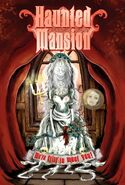 The Haunted Mansion comic Book