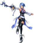 Aqua (Battle) KHBBS