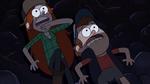 Gravity Falls S2e2 dead end