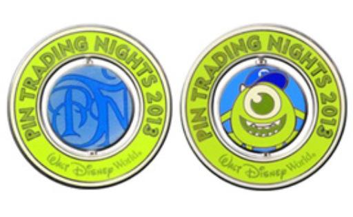 File:WDW - Disney Pin Trading Night 2013 - Mike Wazowski (Spinner).jpeg