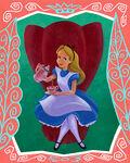 Alice in Wonderland Cup of Tea