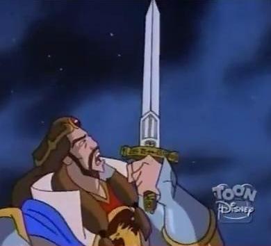 File:Arthur Holding Excalibur.jpg