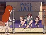 S1e15 pool jail