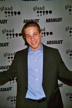 Shawn Pyfrom at 2007 GLAAD Awards