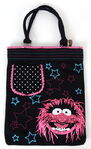 Animal stars tote bag