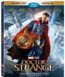 Doctor Strange BluRay 2