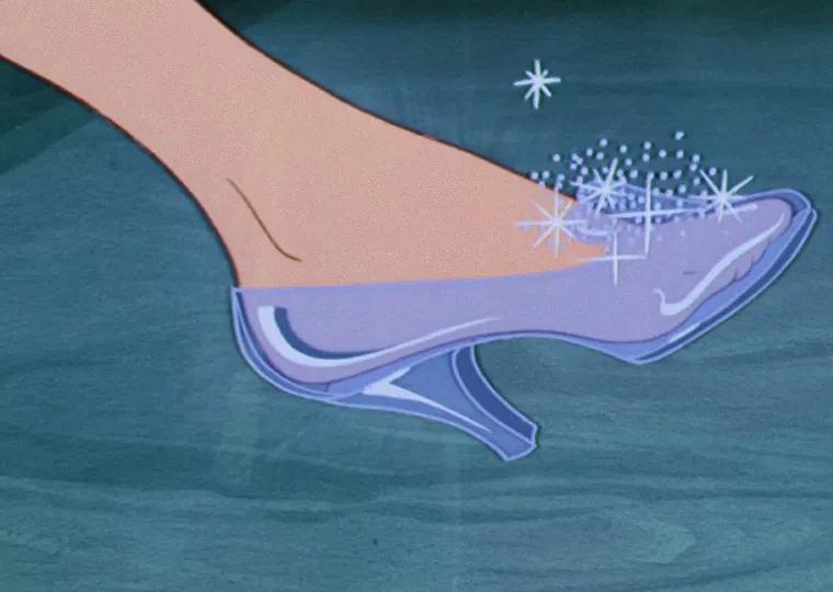 Glass Slipper Disney Wiki Fandom Powered By Wikia