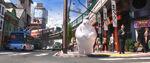 San Fransokyo - Big Hero 6