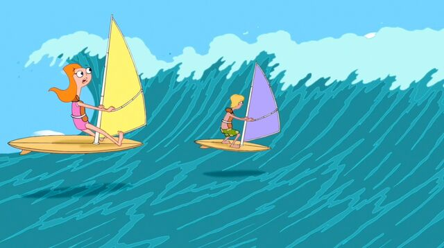 File:Candace and Jeremy headed into the wave.jpg