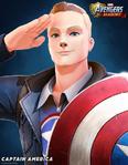 Captain America-Steve Rogers Accademy