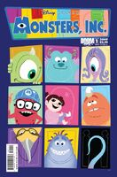 MonstersInc LaughFactory Issue 1B
