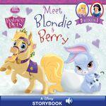 Meet Blondie and Berry Book