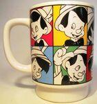 Pinocchio mug