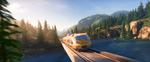 Train to Zootopia