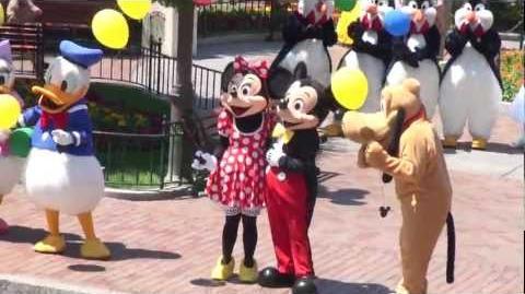 DL Disneyland 56th Anniversary 7-17-2011