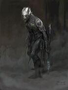 Dark Elves Concept Art