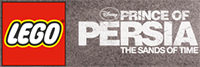 Lego Prince of Persia Logo