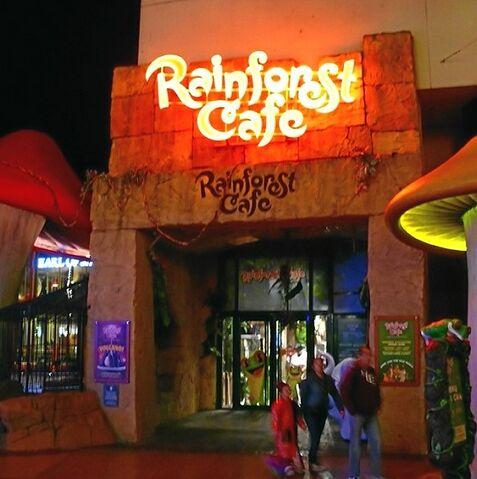 File:Rainforest Cafe at Disney Village.jpg