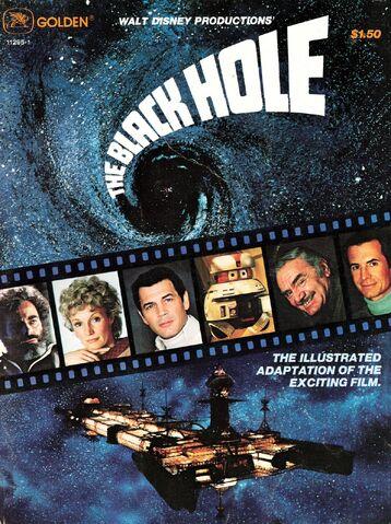 File:The Black Hole Poster 2.jpg