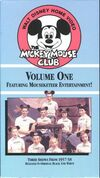 The mickey mouse club volume 1