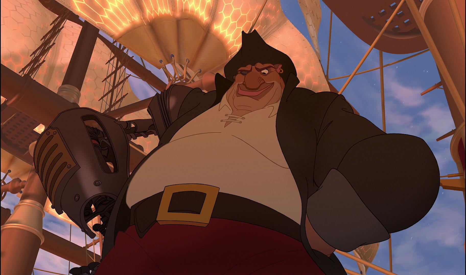 Return To Treasure Island Disney