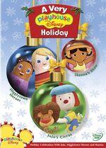 A very playhouse disney holiday