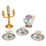 Beauty and the Beast Deluxe Tea Set