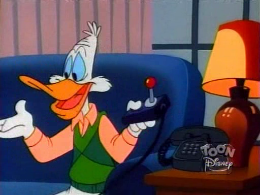File:Darkwing Duck with video game controller.png