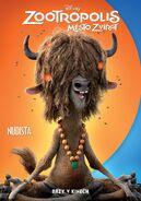 Zootopia Yax poster