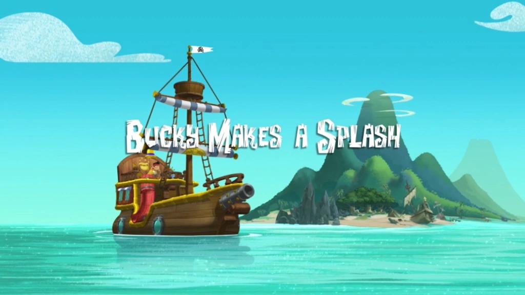 File:Bucky makes a splash titlecard.png