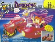 Darkwing Duck Toys 4