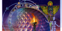 Illuminations: Reflections of Earth / Tapestry of Dreams
