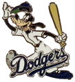 Los Angeles Dodgers Goofy