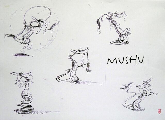 File:Mulan - Early Mushu Concept Sketch by Harald Siepermann - 6.jpg