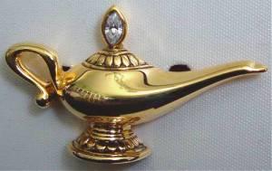 Image - Napier - Aladdin - Genie's Lamp (Brooch).jpeg ...