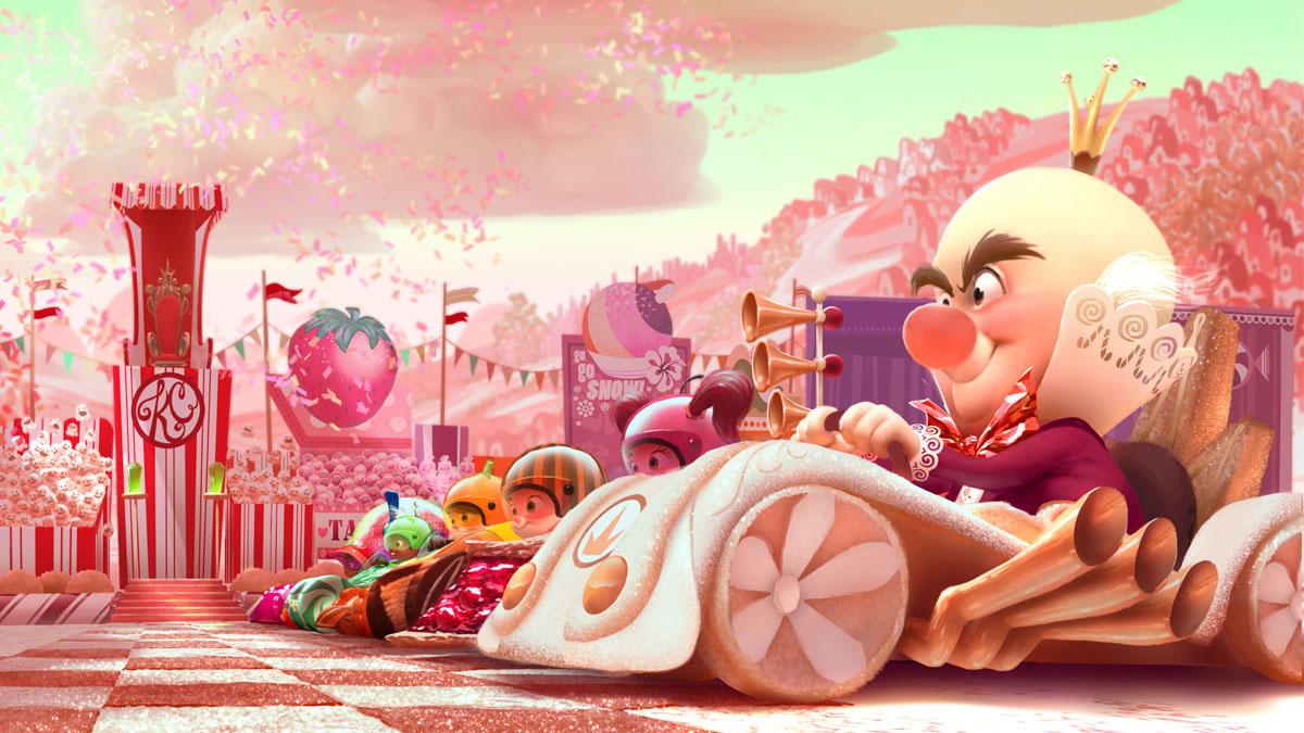 Sugar Rush Song Disney Wiki Fandom Powered By Wikia