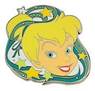 Tinker Bell Pin