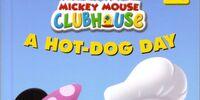 A Hot Dog Day (Disney's Wonderful World of Reading)