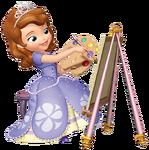 Princess Sofia Render 2
