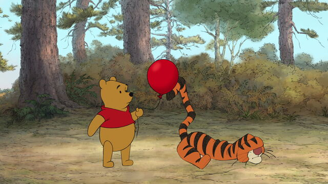 File:Winnie the Pooh tells Tigger the red balloon wants to stick with him.jpg