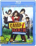 Camp Rock Blu-Ray